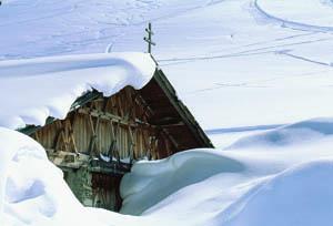 Über Schneemangel kann sich Kühtai nicht beklagen