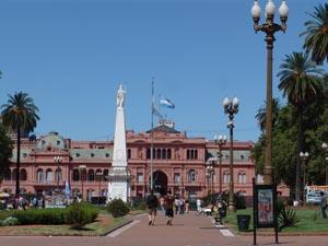 Buenos Aires ist eines der Ziele der MS Hanseatic. Foto: Kathrin Schierl