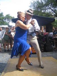 Tango im Blut. Foto: Kathrin Schierl