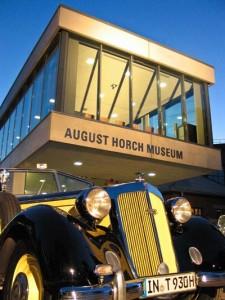August-Horch-Museum Zwickau - Eröffnung September 2004: (c) KULTOUR Z.