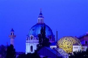 Wiener Museum Secession, Heimat des Beethovenfries von Gustav Klimt. Foto: Wien-Tourismus, Manfred Horvath
