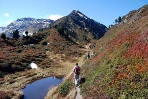 Wandern hat nach wie vor Hochkonjunktur. - Foto: Silberregion Karwendel