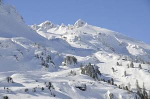 Das Skigebiet in Obertauern gehört mit zum Feinsten, was Österreich zu bieten hat. - Foto: Tourismusverband Obertauern