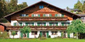 Das Haus Moosberg. Foto: Alpenhof