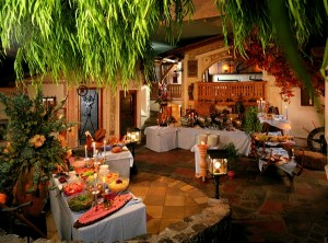 Das Erlebnisrestaurant Via Mala.
