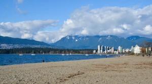 Vieles spielt sich in Vancouver direkt am Wasser ab. Foto: Pratzka