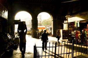 Der Crawford-Markt.