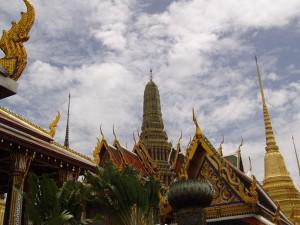 Bangkok ist gerade für Kulturfreunde ein Muss auf jeder Thailand-Reise. Foto: Kathrin Schierl
