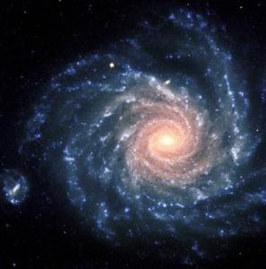 Galaxie NGC 1232. Foto: ESO