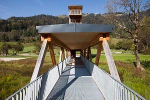 Die Schwemm ist mit 65 Hektar das größte zusammenhängende Moorgebiet Nordtirols. - Foto: Bernhard Bergmann