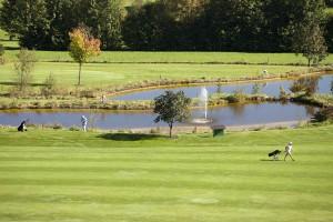 Golfspielen steht im Kaiserwinkl hoch im Kurs. - Bernhard Bergmann