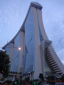 Singapur, Marina Bay Sands. Foto: Markus Obstmeier