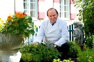 Heinz Winkler lädt zu Kochkursen in seine Residenz am Chiemsee ein. - Foto: mk Schenkenfelder