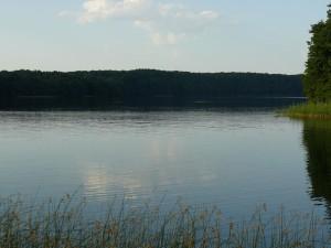 Wasser, Wasser und nocheinmal Wasser – und ab und zu doch kein Boot.
