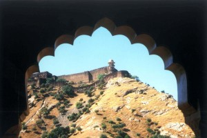 Next Stop: Amber Fort. Foto: Christian Wolter