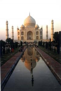 Weiter zum Taj Mahal. Foto: Christian Wolter