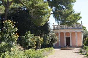 sizilianischen Adelspaläste.