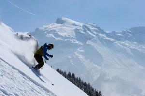 Engelberg ist für seine Schneesicherheit, eine lange Wintersaison und das abwechslungsreiche Ski- und Freeride-Gebiet bekannt. - Foto: Engelberg-Titlis/Christian Perret