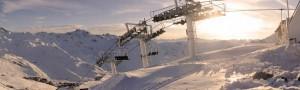 Les 3 Vallées in Frankreich ist das größte Skigebiet der Welt und kooperiert ab der Saison 2013/2014 mit den Vail Resorts. - Foto: Les 3 Vallées