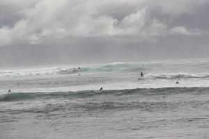 Das schnelle Geld mit den Wellen möchte man in Margaret River nicht verdienen. Foto: Marco Peters