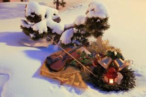 Klassik-Advent am Feuerberg, im Skigebiet Gerlitzen Alpe, mit Mitgliedern der Wiener Philharmoniker und weiteren arrivierten Künstlern. - Foto: Mountain Resort Feuerberg