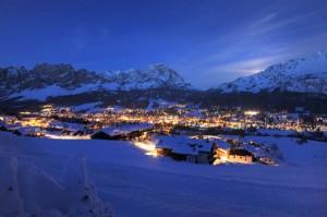 """Cortina d'Ampezzo erhielt den erstmals vergebenen World Ski Award und wurde mit diesem """"Oscar der Tourismusbranche"""" als bestes Skiresort in Italien ausgezeichnet. - Foto: Cortina Turismo"""