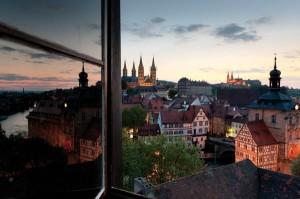 Wer Franken besucht, darf Bamberg nicht auslassen. Ein Besuch in der alten Kaiser- und Bischofstadt ist ein Muss. - Foto: Bamberg Tourismus & Kongress Service