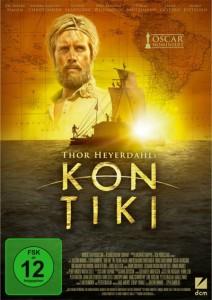 Erscheint auf DVD: Die Geschichet von Thor Heyerdahl und Kon-Tiki. Foto: AD PR