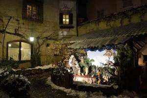 Südtirols größte Krippenausstellung ist in St. Pauls-Eppan zu sehen. - Foto: Tourismusverein Eppan-Raiffeisen/Johannes Fein