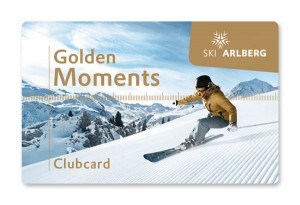 So sieht die Golden-Moments-Clubcard aus.
