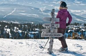 Norwegens Skidestinationen haben ihre Anlagen für die anstehende Saison um zahlreiche Neuerungen erweitert. Foto: CH - Visitnorway.com