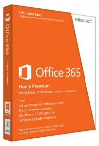 Darüber freut sich der Gewinner: Microsoft Office 365 für ein Jahr. Foto: Microsoft