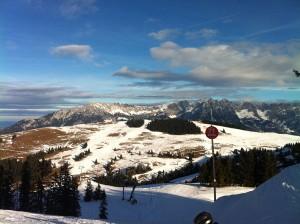 So richtig Spaß macht es nicht, wenn der Winter auf sich warten lässt. - Foto: Hans-Herbert Holzamer