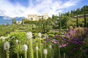 Die Gärten von Schloss Trauttmansdorff. Foto: Schloss Trautmansdorff