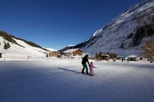 Spaß im Schnee gibt es in Hintertux im Sommer und im Winter. Foto: Klaus Maislinger photography