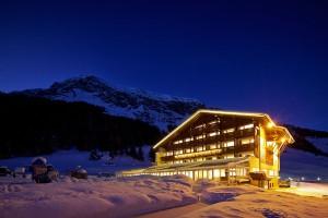 Das Hotel Hintertuxerhof: Winterimpressionen. Foto: Klaus Maislinger photography
