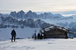 Die schneesicheren Skigebiete bieten Freude und Spaß im Schnee.
