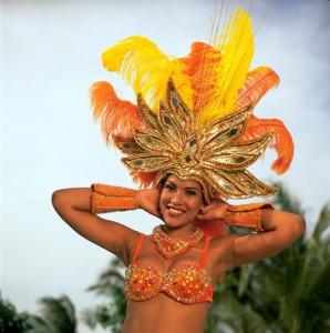 Der Karneval auf Aruba feiert im Jahr 2014 sein 60. Jubiläum. - Foto: Aruba Tourismusbüro