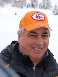 Ein Skipionier der Neuzeit: Georg Eisath. - Foto: Hans-Hermann Holzamer