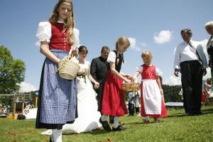 Für jeden Hochzeits-Traum findet sich in der Wildschönau das passende Ambiente. - Foto: Wildschönau Tourismus