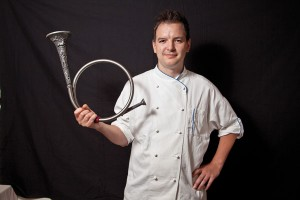 Küchenchef Michael Kramer. - Foto: Hotel Post