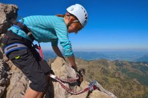 Auf die Ausrüstung kommt's an - gerade beim Klettern. Foto: © Andreas P - Fotolia.com