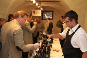 Zu verkosten gibt es am 12. April Weine vorwiegend des Jahrgangs 2013. - Foto: Weinclub Eppan