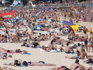 Spaß am Strand - das erwarten Jugendliche von einem gelungen Urlaub. Foto: Kathrin Schierl