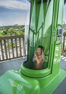 Start frei auf Ihu's Breakaway Falls in Aquatica, SeaWorld's Waterpark in Orlando. - Foto: SeaWorld Parks & Entertainment