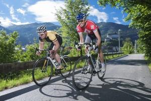 Rund um Kufstein bringen ambitionierte Radler 20 Rennradrouten auf den Kilometerzähler. - Foto: Ferienland Kufstein