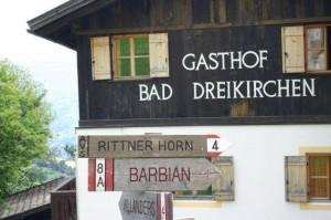 Das Haus ist aus dem 14. Jahrhundert. Foto: Birgit Weichmann