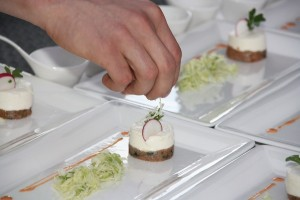 Ultner Genuss - ein Koch ist auch ein Künstler. - Foto: Marketinggesellschaft Meran