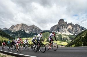 Der Sommer in Südtirol bietet für Radsportler perfekte Voraussetzungen. - Foto: Paola Finali / Alta Badia