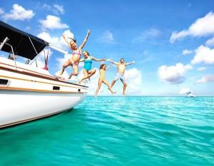 Eine Abkühlung gefällig? - Foto: aruba tourism authority